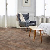 Виниловая плитка Moduleo MOODS Herringbone Medium IMP Country Oak 54852
