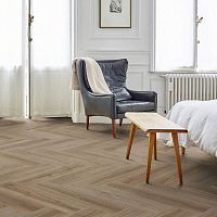Виниловая плитка Moduleo MOODS Herringbone Medium TR Blackjack Oak 22229
